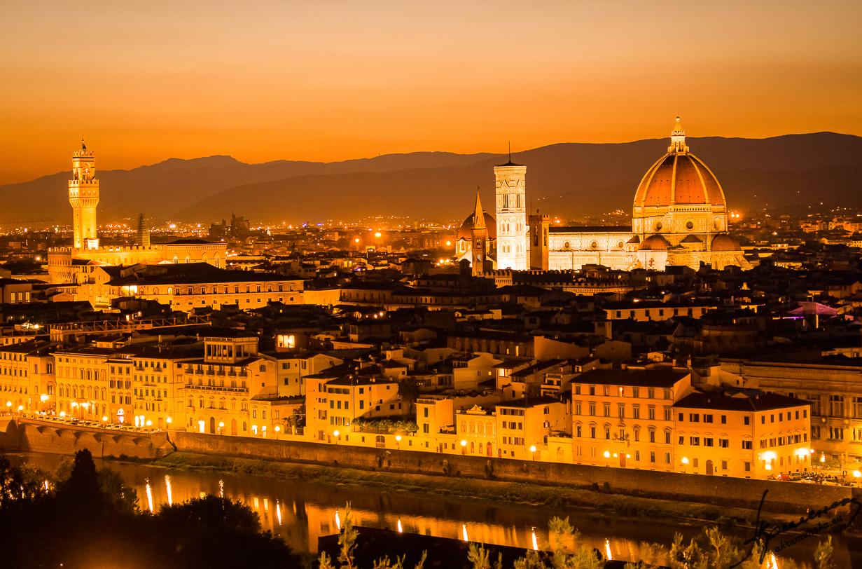 Firenze at the Golden hour