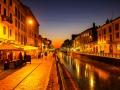 Milan, Canale Grande